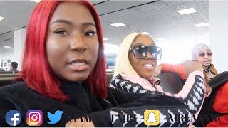 THEY TRIED TO LEAVE US ..SO WE POPPED UP FT KIANNAJAY |AMJUSTAIRI
