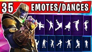 Fortnite Thanos Emote Videos Ytube Tv