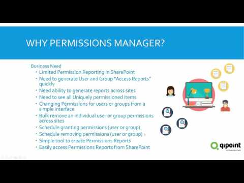 SharePoint Permissions Manager Enterprise Webinar