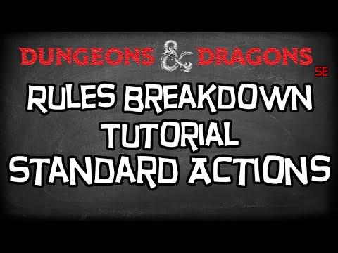 Dungeons & Dragons 5e Mechanics Tutorial,