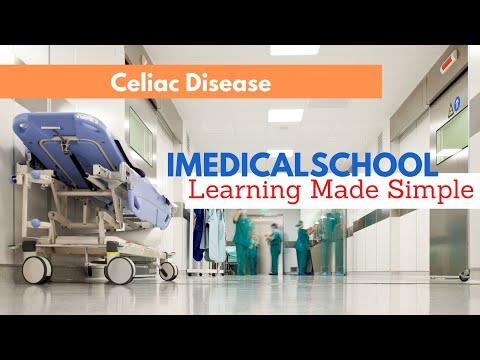 Medical School - Celiac Disease in 5 minutes