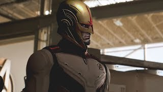 Download NOVA vs THANOS DELETED SCENE REVEALED BY MARVEL for INFINITY WAR - AVENGERS ENDGAME EXPLAINED Video