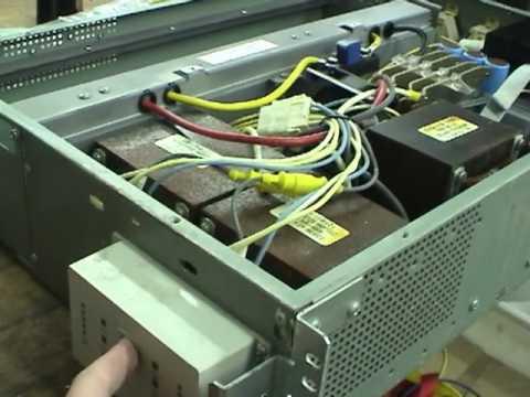 APC 3kVA 208V sine wave UPS