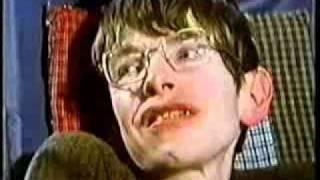 Stephen Hawking Videos: The Real Stephen Hawking (Part 3/5)