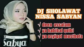 DJ DEEN ASSALAM-NISSA SABYAN REMIX V2