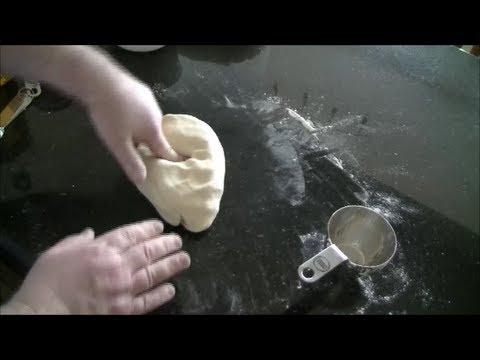 How to Make Bao Dough