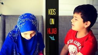 KIDS on HIJAB - SHAM IDREES