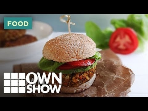 A Veggie Burger Light Years Ahead of the Frozen Kind | #OWNSHOW | Oprah Online