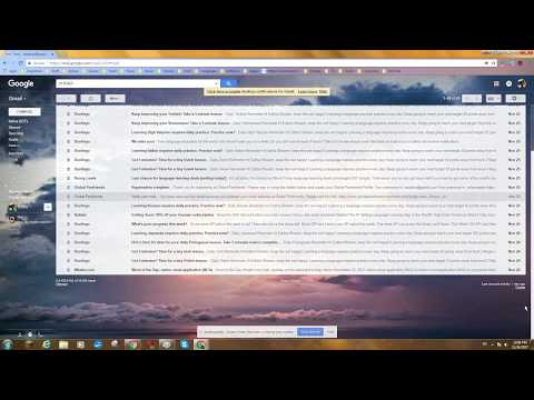 How to Delete Junk Mail on Gmail