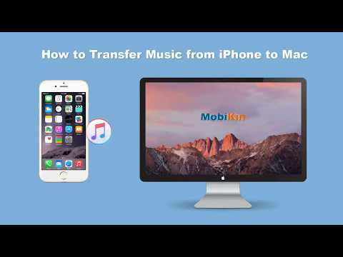 How to Transfer Music/ Songs from iPhone/iPad/iPod  to Mac - Easy & Free!