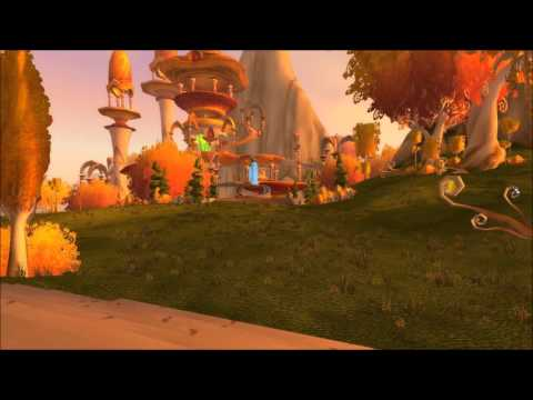 20 minutes Eversong Woods music - Ingame - World of Warcraft