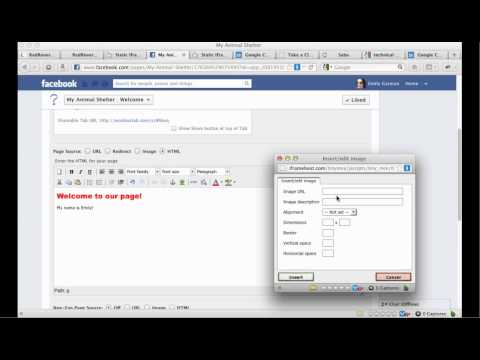 How to add a donate button (or other custom content) to your Facebook page (Timeline Layout)