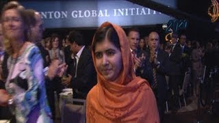 Malala Yousafzai Describes Day She Was Shot in the Head