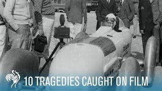 10 Tragedies Caught on Film