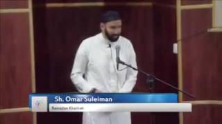 Why should Allah forgive you? Sh: Omar Suleiman