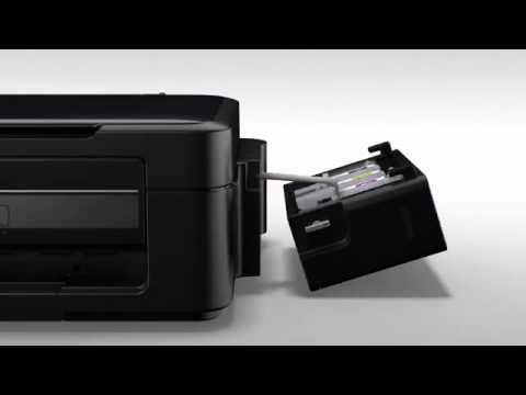 Cara Install Printer Epson L Series Ink Tank System