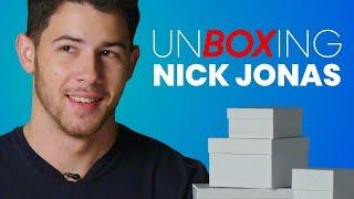 Unboxing Nick Jonas