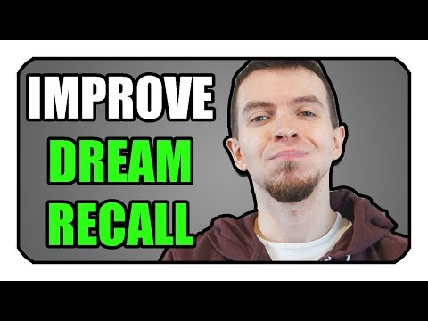 3 Quick Tips for Improving Dream Recall