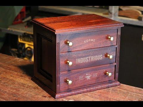 Make Desktop Drawers - Forme Industrious