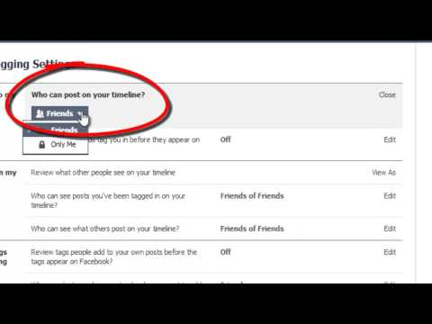 how to hide the tagged photos or images in your Facebook account one minute
