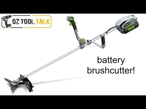 EGO Brushcutter 56V - Blade & String, 38cm, BC3800E