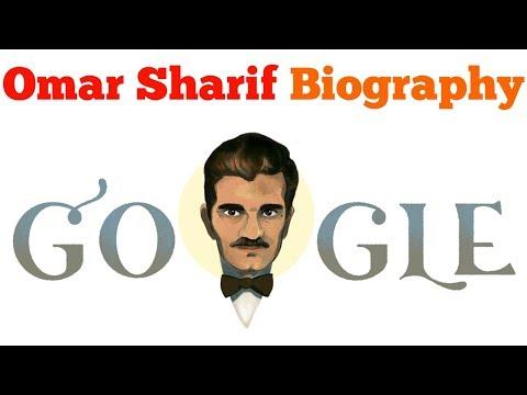 Omar Sharif Google Doodle | Short Biography of Omar Sharif