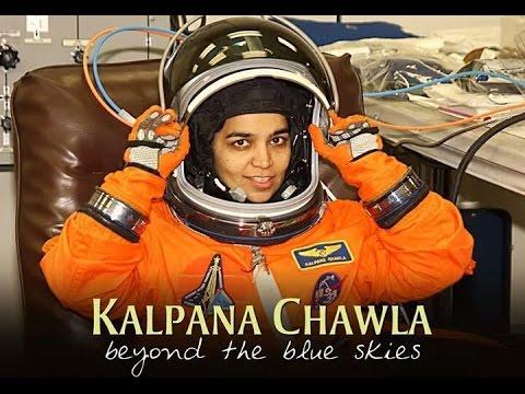 Kalpana Chawla Story, India's daughter(in Hindi)
