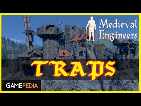 Medieval Engineers: Barbarian Traps