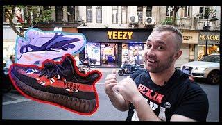 Fake Yeezy Store in China!