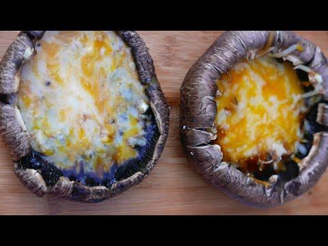 How to Grill Delicious Portobello Mushrooms in 2 Easy Steps