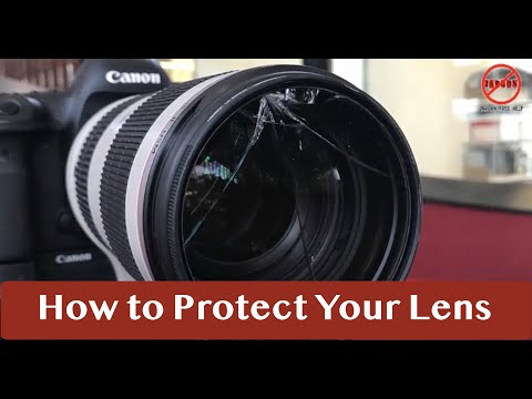 How to Protect Your Camera Lens