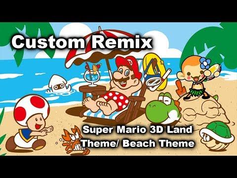 Rhythm Heaven (Custom Remix) - Super Mario 3D Land Theme