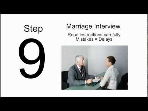 K1 Visa Process in 10 Easy Steps