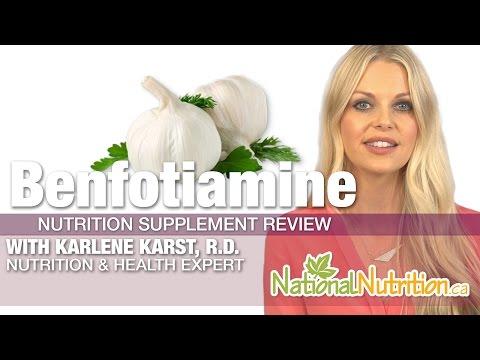 Professional Supplement Review - Benfotiamine