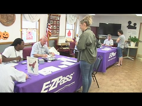 MassDOT distributed E-ZPass transponders in Granby