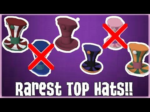 Animal Jam: Rarest Top Hats