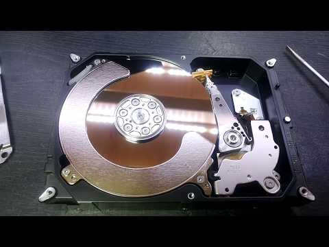 Video Cache Hard Drive Failed - Can it be fixed? (Part 1)