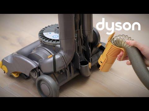 Dyson DC07 upright vacuums - Replacing the hose (AU)