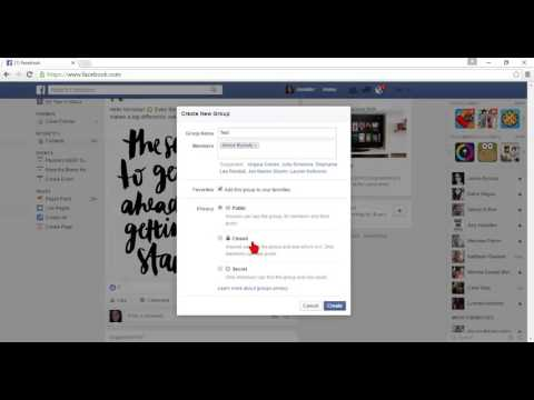 How to create a Facebook VIP (Sales group) for Paparazzi Accessories