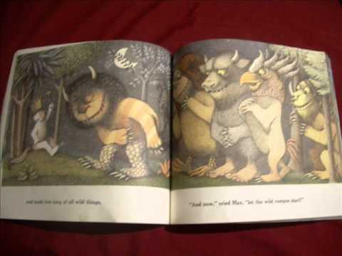 Where the Wild Things Are (as read by Christopher Walken)