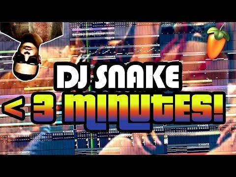 DJ SNAKE IN UNDER 3 MINUTES