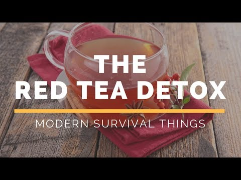 The Red Tea Detox Review - DON'T BUY IT Until You See This!