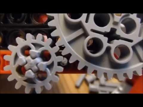 Lego Techninc - Torque, Speed, Gearing
