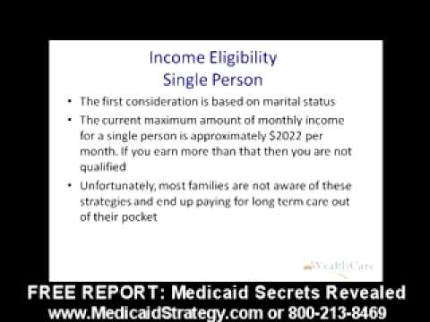 What Are The Illinois Medicaid Eligibility Guidelines