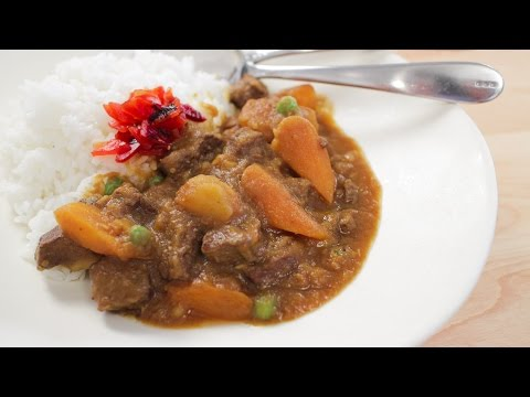 Japanese Curry Recipe from Scratch   Asian Recipes