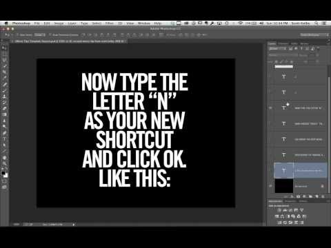 Photoshop Tip: Making A Shortcut For the Color Picker (from Scott Kelby)