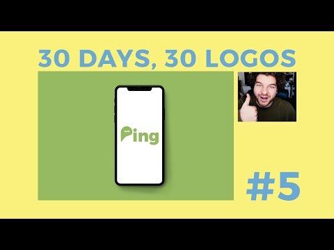 30 Days, 30 Logos #5 - Ping