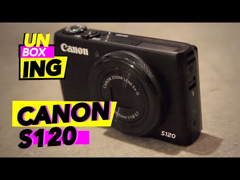 UNBOXING - The Canon S120 (The Casey Neistat Camera)