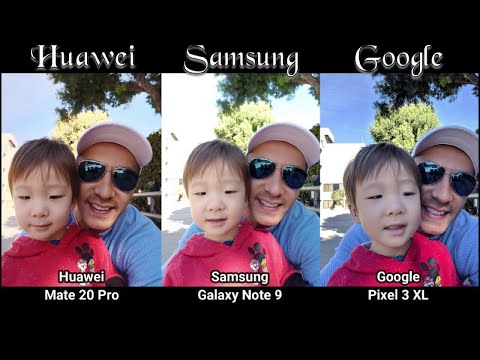 39 Photo Comparisons | Pixel 3 XL vs Galaxy Note 9 vs Mate 20 Pro (Winner is???)