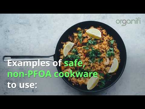 Keep This Type Of Cookware Away From Pregnant Women!